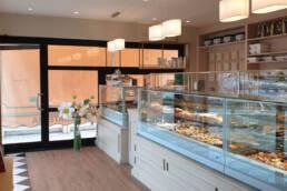 luxury pastry shop design