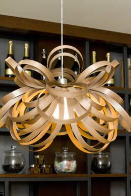 Marken-Innenarchitektur-Möbel-Installation-Detail-Accessoires-Möbel-modernen-Kronleuchter