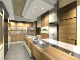 marques-design d'intérieur-meubles-design-bijoux-présentoirs-sur-mesure
