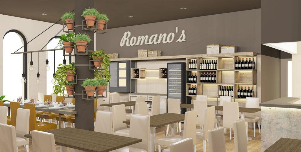 interior design ristorante marchi-interior-design-arredamento-progettazione-ristorante-luxury-su-misura-sala-romano-preston