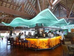 Kreationen-Outdoor-Möbel-Bar-nach Maß Sandalen-Varadero-Insel-Theke