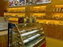 Kreationen-Innenarchitektur-Bäckerei-Ofen-Gastronomie-