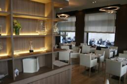 Kreationen-Innenarchitektur-Restaurant-Luxus-Lugano-Schweiz-Salon