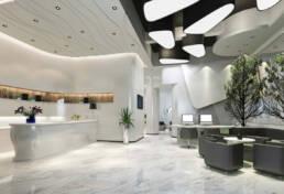 arredamento hotel di lusso - arredo reception e hall hotel di lusso