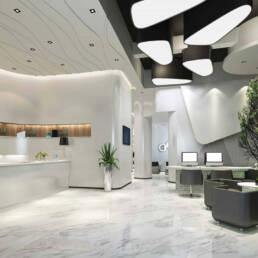 luxury hotel furnishings - luxury hotel reception and hall furnishings
